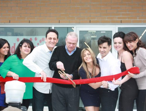 Grand opening of our new Oakville Location